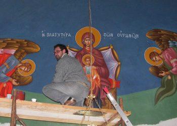 Ηλίας Λώλος Αγιογράφος