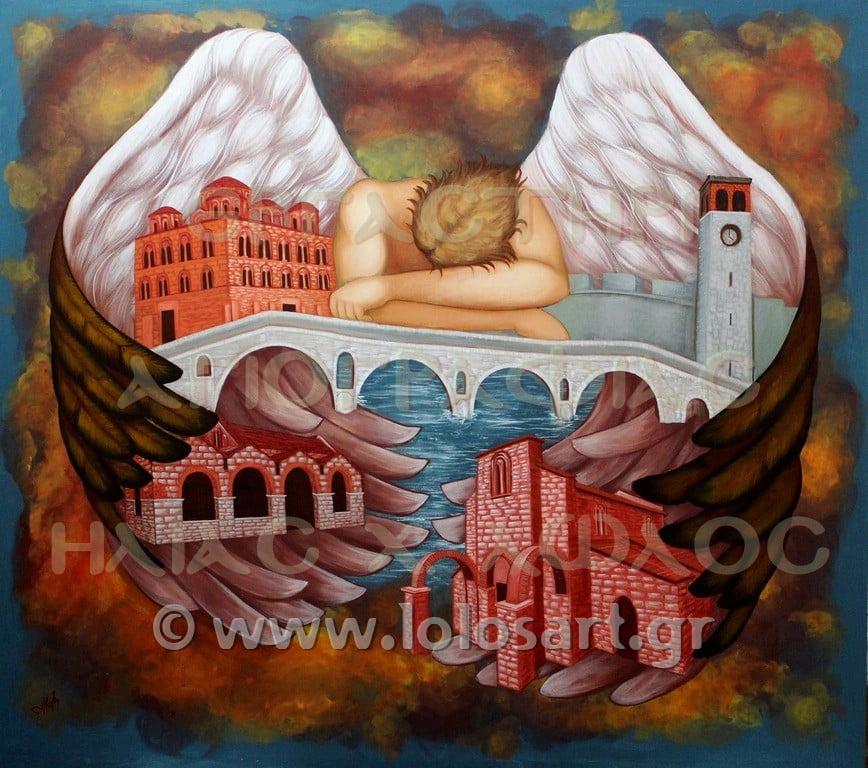 Άγγελος της πόλης